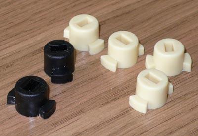 Изготовление копий пластиковых деталей и пластмассовых запчастей